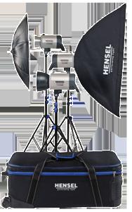 Выездная мобильная фотостудия - наше оборудование