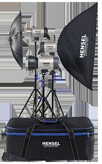 Оборудование для выездной фотостудии