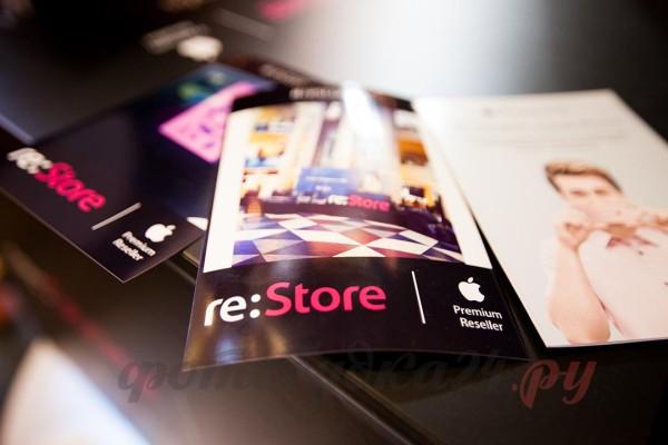 Старт продаж iPhone 6s в магазине Re:Store
