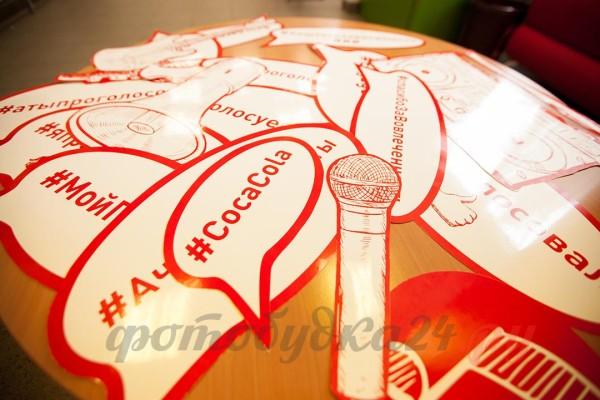 Конкурс Мой Голос на заводах Coca-cola