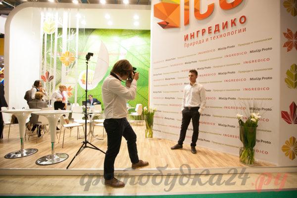 Стенд компании Ингредико на выставке Агропродмаш-2015
