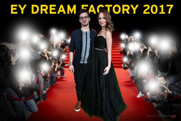 Выездная фотостудия хромакей на корпоративе YE Dream Factory 2017