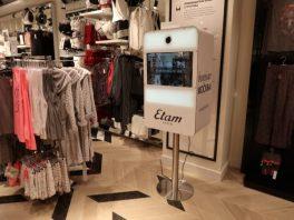 Открытие нового магазина Etam в ТЦ Охотный ряд